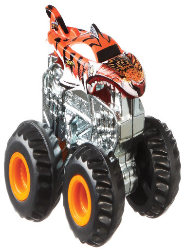 Hot Wheels Monster Trucks Mini Arabalar Sürpriz Paket Renkli